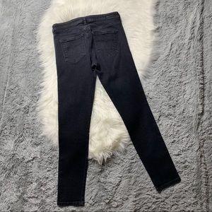 Diesel Jeans - Diesel Doris Super Slim Skinny Regular waist Jeans